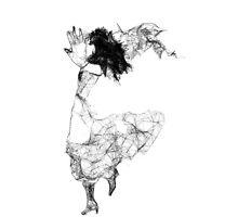 Scribbler dancer by Marlies Odehnal