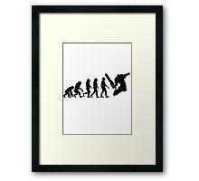 Evolution(Black) - Warhammer 40k Framed Print