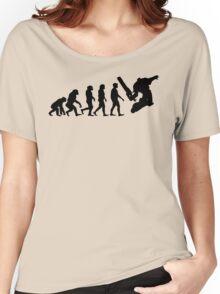 Evolution(Black) - Warhammer 40k Women's Relaxed Fit T-Shirt