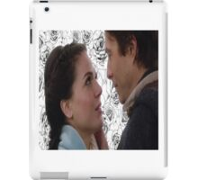 Stable Queen Roses iPad Case/Skin