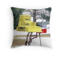 For Heavy Duty Junk Mail Problems Throw Pillow