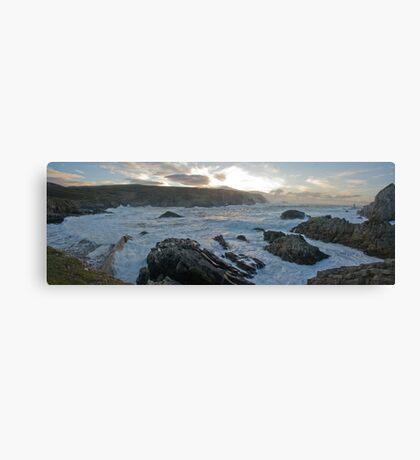 stormysea Canvas Print