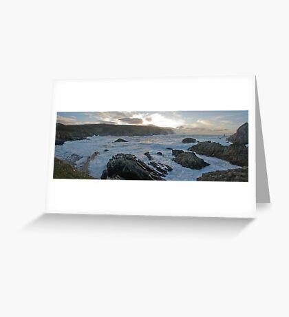 stormysea Greeting Card