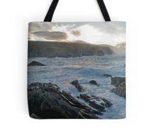 stormysea Tote Bag