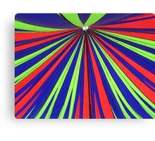 Tent Canvas Print