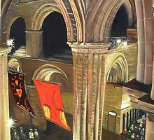 St Magnus Cathedral by Estelle O'Brien