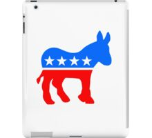 The Democratic Donkey iPad Case/Skin