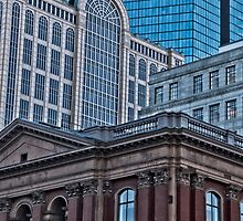 City View - Boston, MA by Stephen Cross Photography