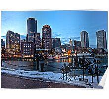 1800 Harbor View - Boston, MA Poster
