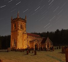 All Saints Church, Brantingham, East Yorkshire by Nick Barker