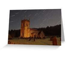 All Saints Church, Brantingham, East Yorkshire Greeting Card