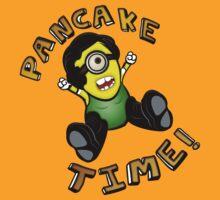 Pancake Time! by Richard Fonseca