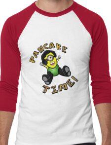 Pancake Time! Men's Baseball ¾ T-Shirt