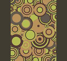 Circledelic - mint/choc/orange Unisex T-Shirt