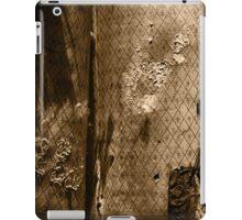 vintage paper iPad Case/Skin