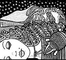 Julia Dream by Anita Inverarity