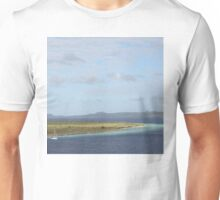 Klein Bonaire islet in the Caribbean Unisex T-Shirt