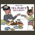 Tea party by mordechai