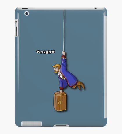 Hanging Pirate iPad Case/Skin