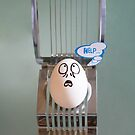 Eggbert is in Trouble... by Vanessa Dualib