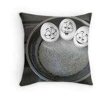 It's not such a bad death... Throw Pillow