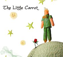 The Little Carrot by Vanessa Dualib