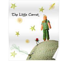 The Little Carrot Poster