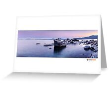 Lake Tahoe II Greeting Card