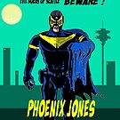 Phoenix Jones by mattycarpets
