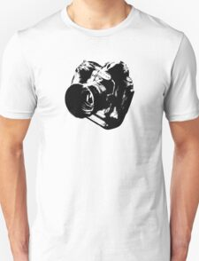 Camera from heaven T-Shirt