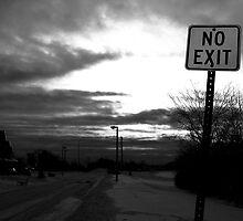 No Exit - Oakville  by Cory Bulatovich