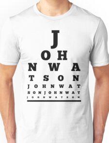 John Watson T-Shirt Unisex T-Shirt