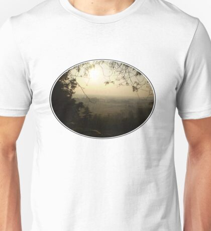 Misty Morning in Vicenza Unisex T-Shirt