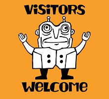 Visitors Welcome T-Shirt