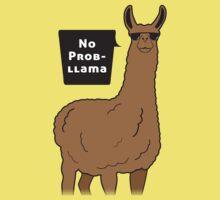 No Prob-llama One Piece - Short Sleeve