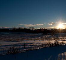 Winter Sunrise by Gary Chapple
