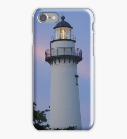 St. Simons Lighthouse iPhone Case/Skin