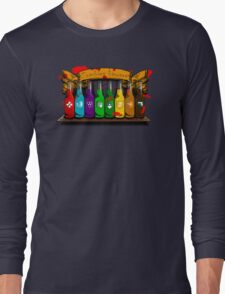 Zombies beware Long Sleeve T-Shirt