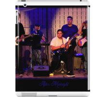 After Midnight band iPad Case/Skin