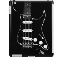 black glowstrings  iPad Case/Skin