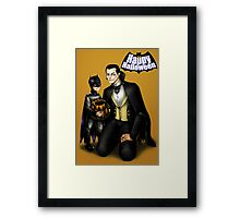 Happy Halloween 2012 Framed Print