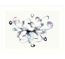 Color Web Art Print