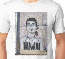 Wall art showing she nose how... * Unisex T-Shirt