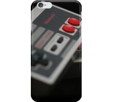 Nintendo Controllers iPhone Case/Skin