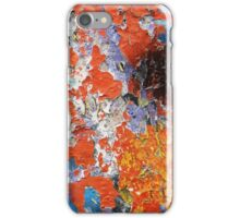 Abstract decay iPhone Case/Skin