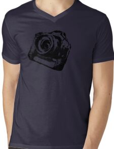 Lord of the cameras Mens V-Neck T-Shirt