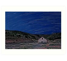 Lynton Convict Station - Gregory Western Australia Art Print