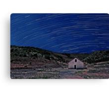 Lynton Convict Station - Gregory Western Australia Canvas Print