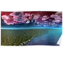 """BAHIA'S DREAM"" Poster"