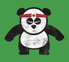 PANDA ACTION Baby Tee